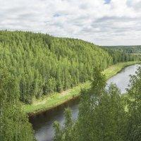 Река :: Aleksandr Tishkov