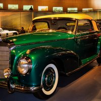 Mercedes 1955-1960 :: Georg Förderer