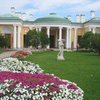 Висячий сад и Холодная баня (Агатовый павильон) :: Елена Смолова