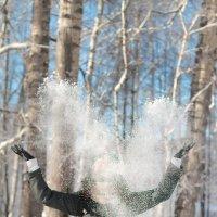 Снег :: Татьяна Трухалева