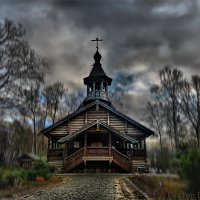 Церковь Иоанна Кронштадтского :: Laryan1