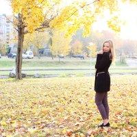 Осень :: Alexandra Starichenok
