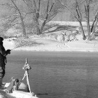 Рыбалка в 40 :: Ирина Крохмаль