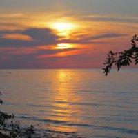 закат на Балтике :: Елена