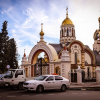Фотопрогулка в Сочи. :: Nonna