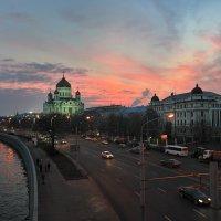 Вечерняя Москва :: Виктор Берёзкин