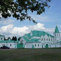 Ратная палата :: Елена Павлова (Смолова)
