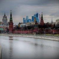 Назвалась ты не сразу столицей... :: TATIANA TSARKOVA