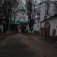 Мирожский монастырь. Псков. :: BoxerMak Mak