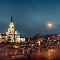 На площади трёх вокзалов :: Виталий Нагиев