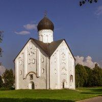 Церковь Спаса Преображения 1374 г. :: Сергей Исаенко