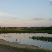 На закате :: Святец Вячеслав