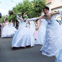 """Парад невест. """"А вот и я!"""" :: Дмитрий Иншин"""