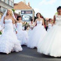 Парад невест. :: Дмитрий Иншин