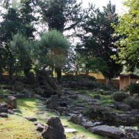 Японский сад :: Gennadiy Karasev