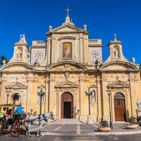 Мальта. Рабат. Собор Св. апостола Павла :: Марина Лебедева