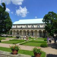 Королевский сад в Праге :: Наиля
