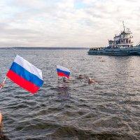 Ноябрьский заплыв :: Влад Никишин
