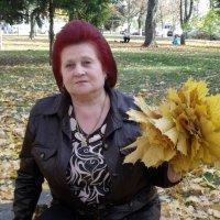 Осенний листопад :: Анатолий Бугаев