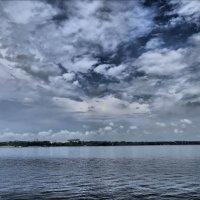 Запорожское небо :: Татьяна Кретова