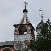 Часовая палатка звонницы Спасо-Евфимиева монастыря :: Galina Leskova