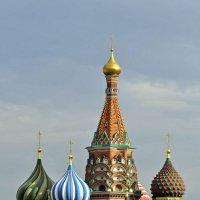 купола над землей :: Алексей Никитин
