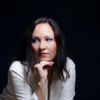 Первая проба работы с искусственным светом :: Марина Теплицкая