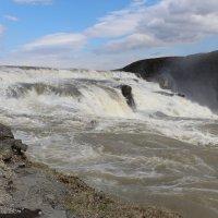 Золотой водопад :: Алексей Часовской