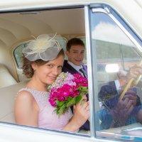 Just married :: Валерий Анохин