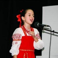 """Творчество молодых """"Народное пение"""" 11.11.2014 :: Алена Дорохина"""