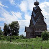 ШИРКОВ ПОГОСТ - РОЖДЕСТВА ИОАННА ПРЕДТЕЧИ ЦЕРКОВЬ :: pugar4750 Юрий Пучков