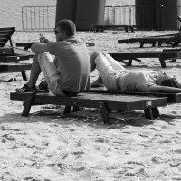 Последние  теплые  дни... :: Валерия  Полещикова