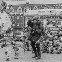 Сквозь сизарей... :: Владимир Голиков