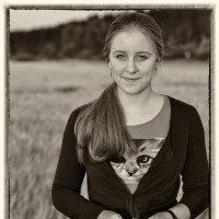 Как безмятежна красота! :: Ирина Данилова