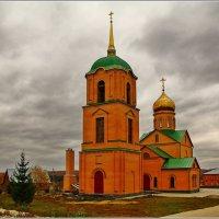 Церковь Троицы Живоначальной в Казанском монастыре :: Дмитрий Анцыферов