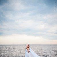 белое платье :: Ева Олерских