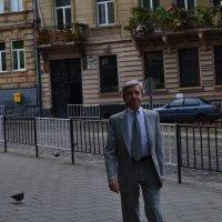 Один в городе :: Николай Мезенцев