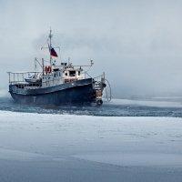 штурмуя лед :: Виктор Ковчин