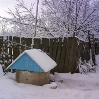 Зима в деревне... :: BoxerMak Mak