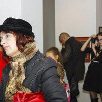 На выставке 1 :: Валерий Тумбочкин