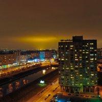 Вечер на Васильевском острове... :: Владимир Питерский