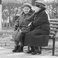 Подруги :: Вадим Sidorov-Kassil