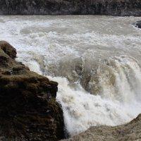 Водная стихия в Исландии :: Алексей Часовской