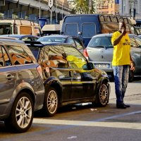 Желтый цвет :: Марина Лучанская