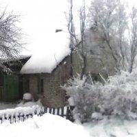 зима на даче :: Аверьянов Александр