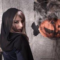 Хеллоуин. :: Ксения Соболева