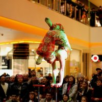 Акробатика :: Дмитрий Арсеньев