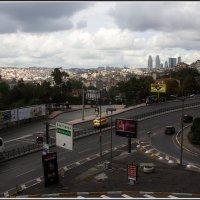 Стамбул из окна отеля. :: Михаил Розенберг