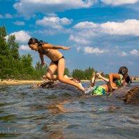 Водные процедуры :: Николай Мелонов