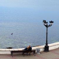 Он,она и море :: Marina Timoveewa